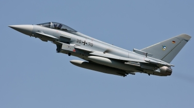 Photo ID 121839 by Jan Suchanek. Germany Air Force Eurofighter EF 2000 Typhoon S, 30 70