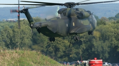 Photo ID 15837 by Rainer Mueller. Germany Army Sikorsky CH 53G Super Stallion, 84 87