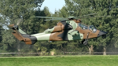 Photo ID 15838 by Rainer Mueller. France Army Eurocopter EC 665 Tigre HAP, 2004