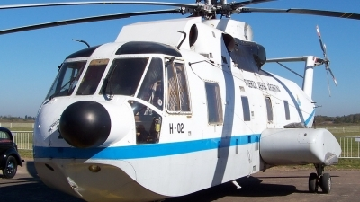 Photo ID 122572 by Fabian Pesikonis. Argentina Government Sikorsky S 76B, H 02