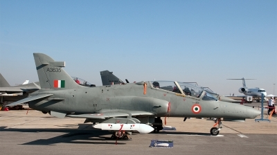 Photo ID 122179 by Pieter Stroobach. India Air Force BAE Systems Hawk 132, A3635
