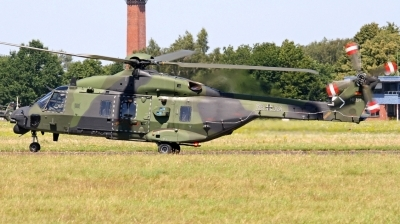 Photo ID 122139 by Mirko Krogmeier. Germany Army NHI NH 90TTH, 78 04