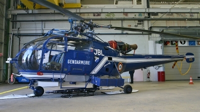 Photo ID 15877 by Melchior Timmers. France Gendarmerie Aerospatiale SA 319B Alouette III, 2009