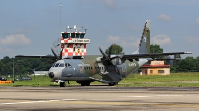 Photo ID 123280 by Milos Ruza. Czech Republic Air Force CASA C 295M, 0452