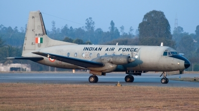 Photo ID 122271 by Pieter Stroobach. India Air Force Hawker Siddeley HS 748 Srs2A 281 Andover, H1516