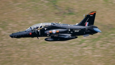 Photo ID 122267 by Paul Massey. UK Air Force BAE Systems Hawk T 2, ZK027