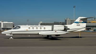 Photo ID 122378 by Thomas Ziegler - Aviation-Media. USA Air Force Learjet C 21A, 84 0110