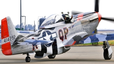 Photo ID 122312 by W.A.Kazior. Private Private North American P 51D Mustang, N44727