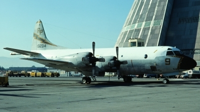 Photo ID 122436 by Baldur Sveinsson. USA Navy Lockheed P 3C Orion, 156514