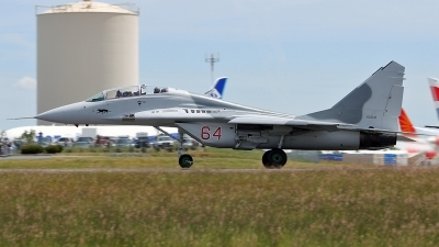 Photo ID 122605 by Aaron C. Rhodes. Private Historic Flight Foundation Mikoyan Gurevich MiG 29UB 9 51, N29UB