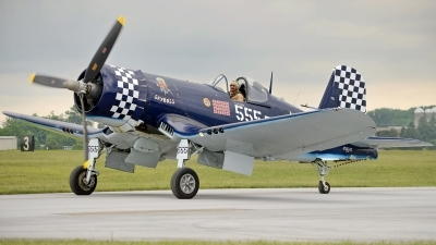 Photo ID 124084 by W.A.Kazior. Private F4U Inc Goodyear FG 1D Corsair, NX83JC