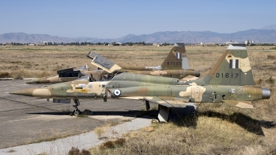 Photo ID 15930 by Chris Lofting. Greece Air Force Northrop F 5A Freedom Fighter, 01617