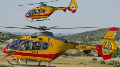 Photo ID 123170 by Armando Tuñon. Spain UME Eurocopter EC 135P2, HU 26 10