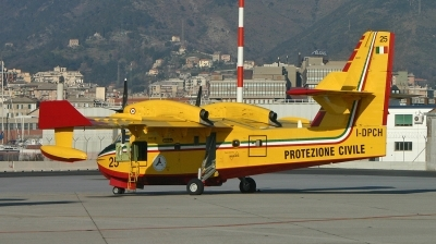 Photo ID 15946 by Melchior Timmers. Italy Dipartimento Protezione Civile Canadair CL 415, I DPCH