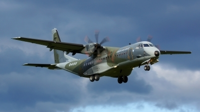 Photo ID 122812 by Lukas Kinneswenger. Czech Republic Air Force CASA C 295M, 0455