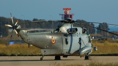 Photo ID 15985 by Santiago Cortelezzi. Spain Navy Sikorsky SH 3H Sea King S 61B, HS 9 06