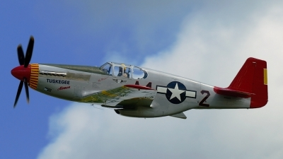 Photo ID 123106 by Rod Dermo. Private American Airpower Heritage Flying Museum North American P 51C Mustang, NX61429
