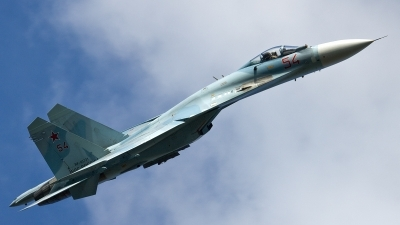 Photo ID 123346 by Thomas Ziegler - Aviation-Media. Russia Air Force Sukhoi Su 27SM3, RF 93721