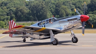Photo ID 123375 by Aaron C. Rhodes. Private Collings Foundation North American P 51C Mustang, NL251MX