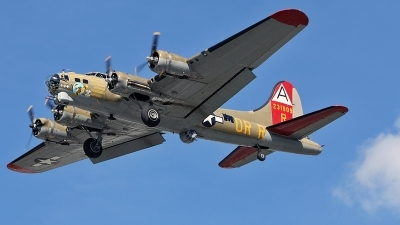 Photo ID 123681 by Aaron C. Rhodes. Private Collings Foundation Boeing B 17G Flying Fortress 299P, NL93012