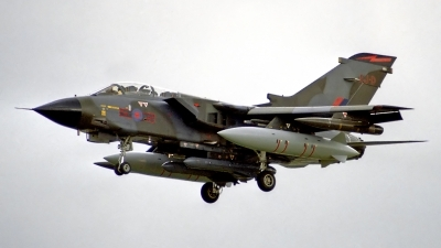 Photo ID 124536 by Sven Zimmermann. UK Air Force Panavia Tornado GR1B, ZA374
