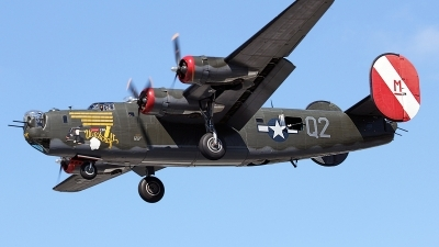 Photo ID 123575 by Aaron C. Rhodes. Private Collings Foundation Consolidated B 24J Liberator, N224J