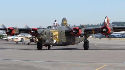 Photo ID 123461 by Aaron C. Rhodes. Private Collings Foundation Consolidated B 24J Liberator, N224J