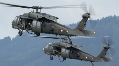 Photo ID 123536 by Thomas Ziegler - Aviation-Media. Austria Air Force Sikorsky S 70A 42 Black Hawk, 6M BF