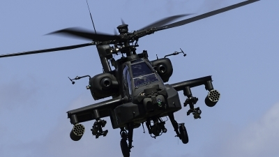 Photo ID 124287 by Thomas Ziegler - Aviation-Media. Netherlands Air Force Boeing AH 64D Apache, Q 19