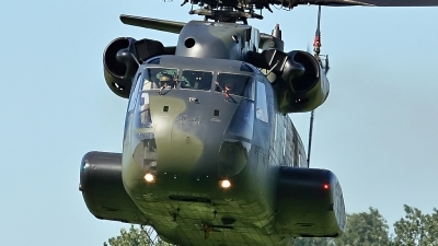 Photo ID 16074 by Rainer Mueller. Germany Army Sikorsky CH 53G Super Stallion, 84 87