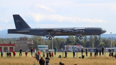 Photo ID 124558 by Agata Maria Weksej. USA Air Force Boeing B 52H Stratofortress, 61 0031