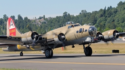 Photo ID 123796 by Aaron C. Rhodes. Private Collings Foundation Boeing B 17G Flying Fortress 299P, NL93012