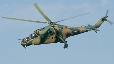 Photo ID 16083 by Rainer Mueller. Hungary Air Force Mil Mi 24P, 335
