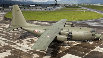 Photo ID 123766 by Thomas Ziegler - Aviation-Media. Austria Air Force Lockheed C 130K Hercules, 8T CA