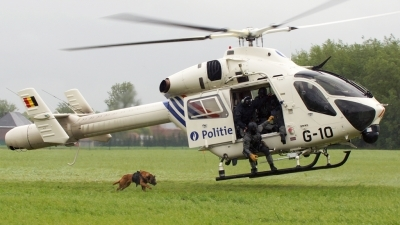 Photo ID 124619 by Tony Draps. Belgium Politie Police MD Helicopters MD 902 Explorer, G 10