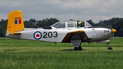 Photo ID 123872 by David F. Brown. Private Private Beech T 34B Mentor, N344SG