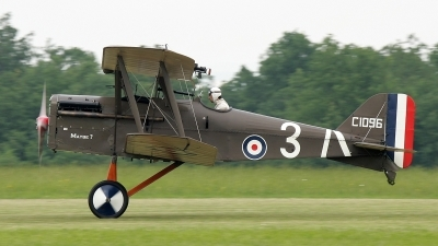 Photo ID 16102 by Christophe Haentjens. Private Private Royal Aircraft Factory SE 5a Replica, F AZBF