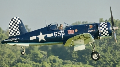 Photo ID 124085 by W.A.Kazior. Private F4U Inc Goodyear FG 1D Corsair, NX83JC