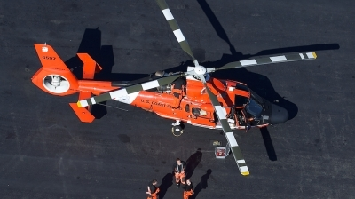 Photo ID 123948 by William T  Shemley. USA Coast Guard Aerospatiale MH 65D Dolphin SA 366G 1, 6597