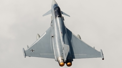 Photo ID 123942 by Alex van Noye. Germany Air Force Eurofighter EF 2000 Typhoon T, 30 05
