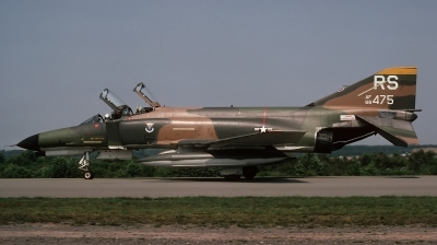 Photo ID 123950 by Alex Staruszkiewicz. USA Air Force McDonnell Douglas F 4E Phantom II, 68 0475