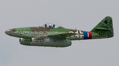 Photo ID 124056 by Rod Dermo. Private Private Messerschmitt Me 262B 1a, N262MF