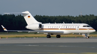 Photo ID 124105 by Günther Feniuk. Germany Air Force Bombardier BD 700 1A11 Global 5000, 14 03