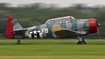 Photo ID 124162 by David F. Brown. Private Private North American AT 6G Texan, N826G