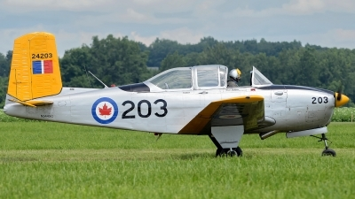 Photo ID 124295 by W.A.Kazior. Private Private Beech T 34B Mentor, N344SG