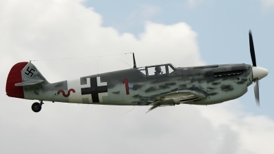 Photo ID 16156 by Christophe Haentjens. Private Private Hispano HA 1112 M1L Buchon, G BWUE