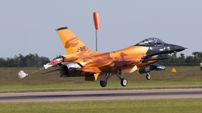 Photo ID 124369 by turnandslip. Netherlands Air Force General Dynamics F 16AM Fighting Falcon, J 015