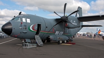 Photo ID 124386 by Jan Eenling. Italy Air Force Alenia C 27J Spartan, CSX62127