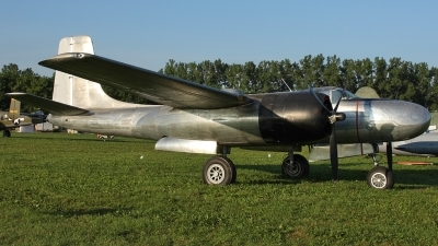 Photo ID 124485 by Joe Osciak. Private Private Douglas A 26B Invader, N99420