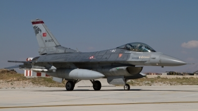 Photo ID 124457 by Sander Meijering. Turkey Air Force General Dynamics F 16C Fighting Falcon, 94 0073